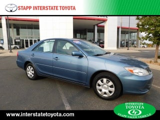 Used Toyota Camry Frederick Co