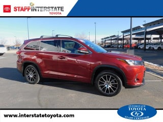 Used Toyota Highlander Longmont Co
